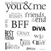 Friends Stickers