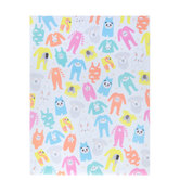 Baby Creepers Felt Sheet