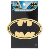 Batman Logo Metal Sticker