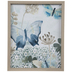Blue Butterfly Wood Wall Decor