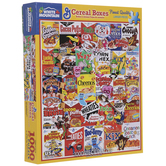 Cereal Box Puzzle