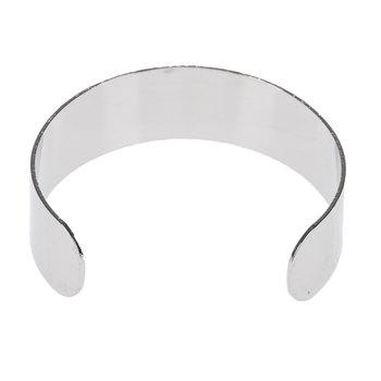 """Blank Cuff Bracelet - 3/4"""""""