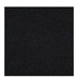 Black Glitter Iron-On Transfer