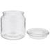 Cylinder Glass Jar - 17 Ounce