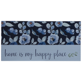 Home Is My Happy Place Wood Decor