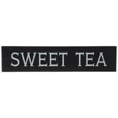 Sweet Tea Wood Decor