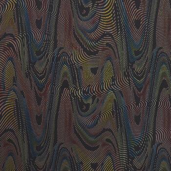 Kaleidoscope Foil Iron-On Transfer