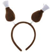 Turkey Leg Headband