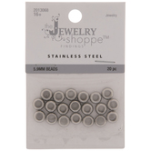 Stainless Steel Round Beads