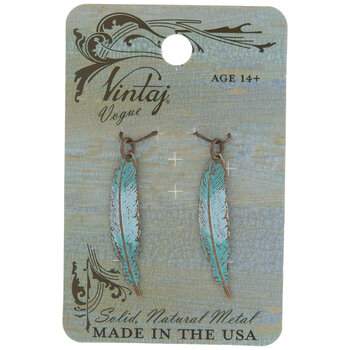 Feather Charms