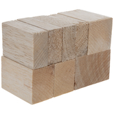 Assorted Balsa Wood Blocks