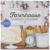 2021 Farmhouse Gooseberry Patch Calendar