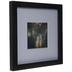 Black Wood Wall Frames Set - 8