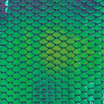 Scale Print Spandex Knit Fabric