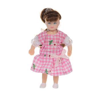 Brunette Sister Doll
