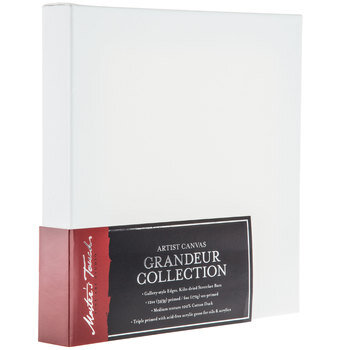 Master's Touch Grandeur Collection Blank Canvas
