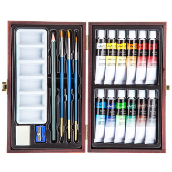Acrylic Paint Set - 20 Pieces