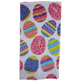 Bright Easter Eggs Kitchen Towel