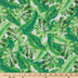 Tropical Leaves Apparel Fabric
