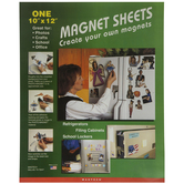 Magnetic Photo Sheet