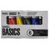 Liquitex Basics Acrylic Paint - 6 Piece Set
