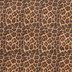 Leopard Print Cork Fabric