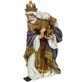 Third Wiseman Nativity Statue