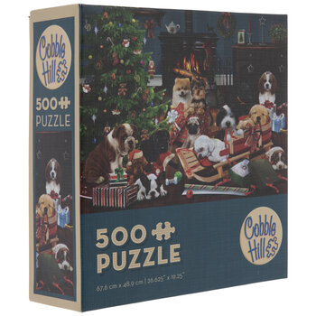 Puppies & Presents Puzzle