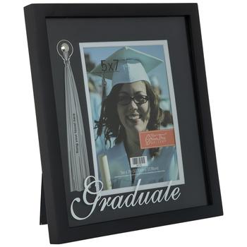 "Graduate Photo & Tassel Frame - 5"" x 7"""