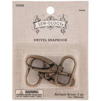 Swivel Snaphooks - 25mm