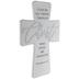 Philippians 4:13 Wood Wall Cross