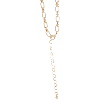 Modern Anchor Chain Necklace