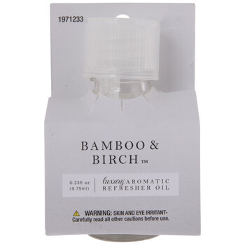 Bamboo & Birch Refresher Oil