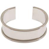 """Inlay Cuff Bracelet - 1"""""""