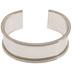 Inlay Cuff Bracelet - 1
