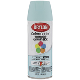 Aqua Krylon ColorMaster Matte Spray Paint & Primer