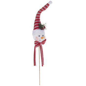 Snowman Pick
