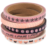 Blush & Copper Washi Tape