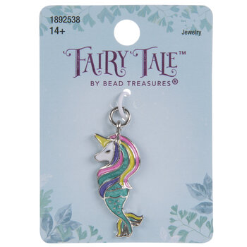 Unicorn Mermaid Charm