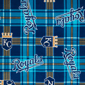 MLB Kansas City Royals Fleece Fabric