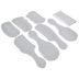 Combs & Mirrors Resin Molds