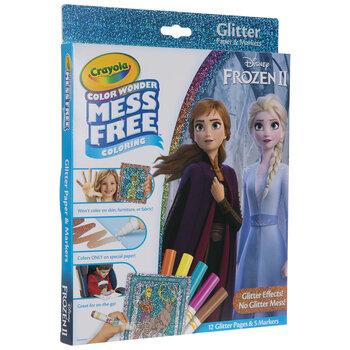 Crayola Frozen 2 Color Wonder Coloring Kit