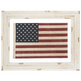 American Flag Framed Wall Decor
