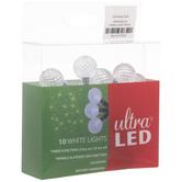 Clear Raspberry Ultra LED Lights
