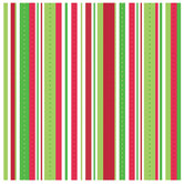 """Christmas Dotted & Striped Scrapbook Paper - 12"""" x 12"""""""