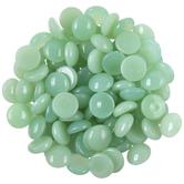 Glow-In-The-Dark Glass Gems