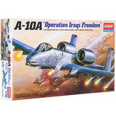 A-10A Operation Iraqui Freedom Model Kit