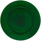Green Plate Charger