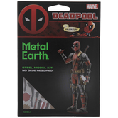 Metal Earth Deadpool Model Kit