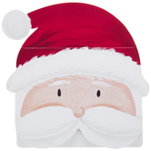 Santa Face Gift Card Holders